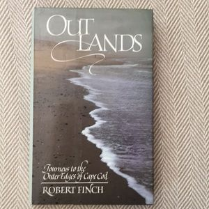 Cape Cod Book Outlands by Robert Finch
